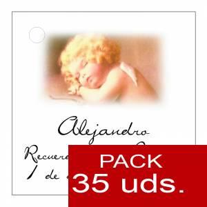 Etiquetas personalizadas - Etiqueta Modelo C28 (Paquete de 35 etiquetas 4x4)