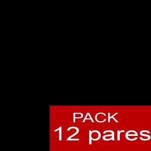Imagen Alta Calidad Manoletinas Charol con lazo ROSA - Caja 12 pares (Últimas Unidades)