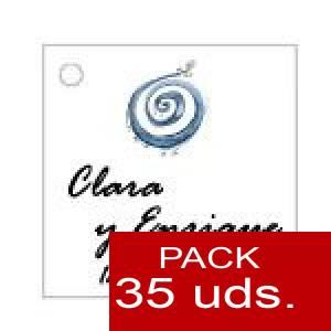 Imagen Etiquetas impresas Etiqueta Modelo C08 (Paquete de 35 etiquetas 4x4)