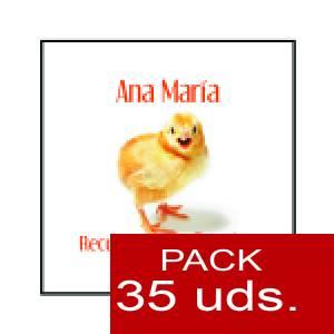 Imagen Etiquetas impresas Etiqueta Modelo F14 (Paquete de 35 etiquetas 4x4)